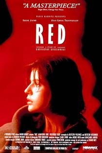 Picture of a movie: Three Colors: Red