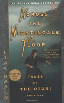 Picture of a book: Across The Nightingale Floor