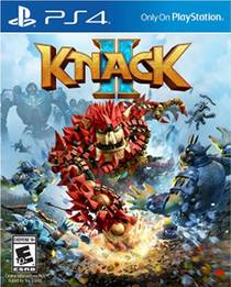 Picture of a game: Knack 2