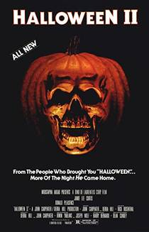 Picture of a movie: Halloween II