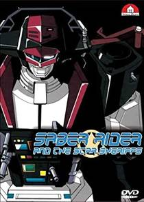 Picture of a TV show: Saber Rider And The Star Sheriffs