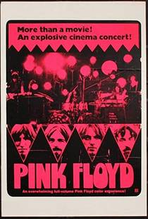 Picture of a movie: Pink Floyd: Live At Pompeii