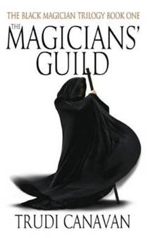 Picture of a book: The Magicians' Guild
