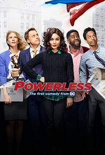 Picture of a TV show: Powerless
