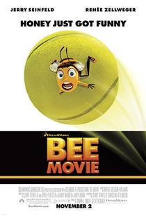 Picture of a movie: Bee Movie
