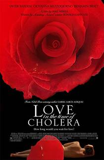 Picture of a movie: Love In The Time Of Cholera
