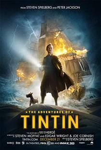 Picture of a movie: The Adventures Of Tintin