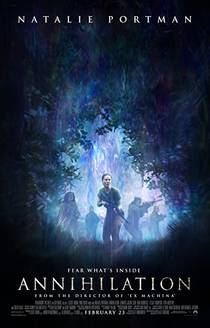 Picture of a movie: Annihilation
