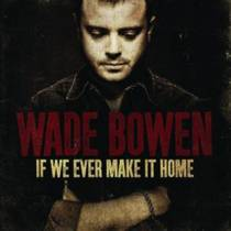 Picture of a band or musician: Wade Bowen