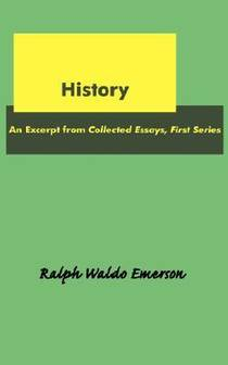 Picture of a book: History