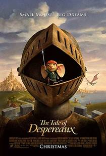 Picture of a movie: The Tale Of Despereaux