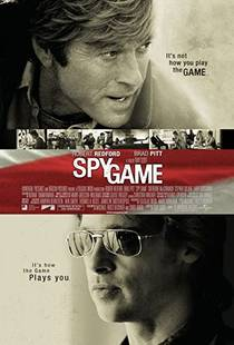 Picture of a movie: Spy Game