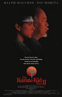 Picture of a movie: The Karate Kid Part II