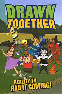 Picture of a TV show: Drawn Together