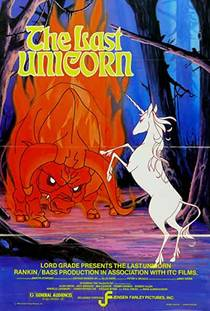 Picture of a movie: The Last Unicorn