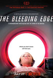 Picture of a movie: The Bleeding Edge