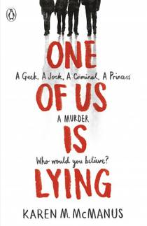 Picture of a book: One Of Us Is Lying