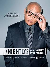 Picture of a TV show: The Nightly Show With Larry Wilmore