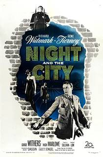Picture of a movie: Night And The City