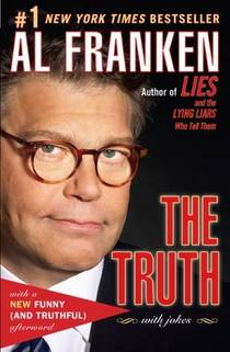 Picture of a book: The Truth with Jokes