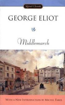 Picture of a book: Middlemarch