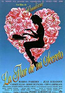 Picture of a movie: The Flower Of My Secret