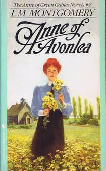 Picture of a book: Anne Of Avonlea