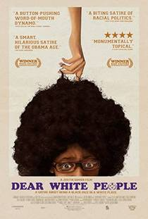 Picture of a movie: Dear White People