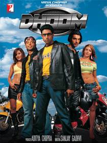 Picture of a movie: Dhoom