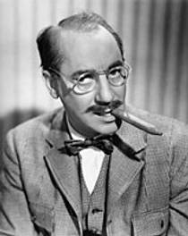 Picture of an author: Groucho Marx