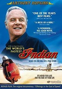 Picture of a movie: The World's Fastest Indian