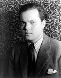 Picture of an author: Orson Welles