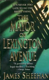 Picture of a book: The Mayor of Lexington Avenue