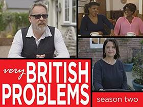 Picture of a TV show: Very British Problems