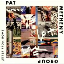 Picture of a band or musician: Pat Metheny Group