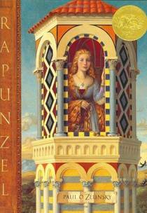 Picture of a book: Rapunzel