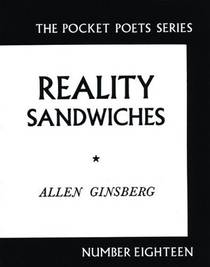 Picture of a book: Reality Sandwiches