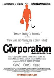 Picture of a movie: The Corporation