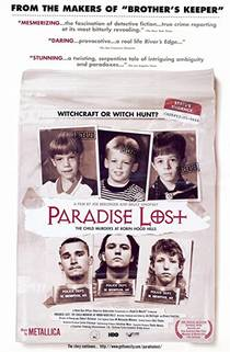 Picture of a movie: Paradise Lost: The Child Murders At Robin Hood Hills