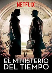 Picture of a TV show: The Ministry Of Time