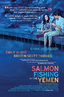Picture of a movie: Salmon Fishing In The Yemen