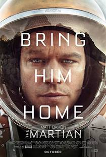 Picture of a movie: The Martian