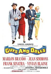 Picture of a movie: Guys And Dolls
