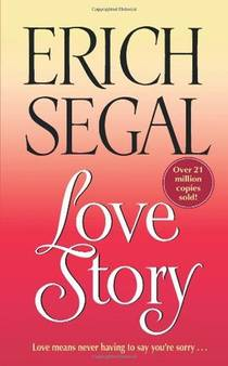 Picture of a book: Love Story
