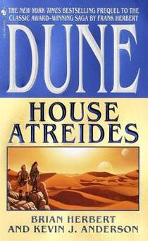 Picture of a book: House Atreides