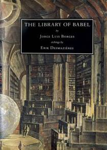 Picture of a book: The Library of Babel