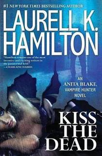Picture of a book: Kiss The Dead