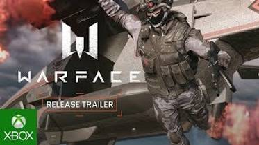 Picture of a game: Warface