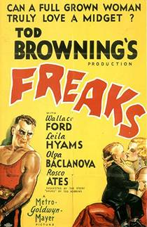 Picture of a movie: Freaks