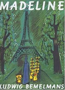 Picture of a book: Madeline